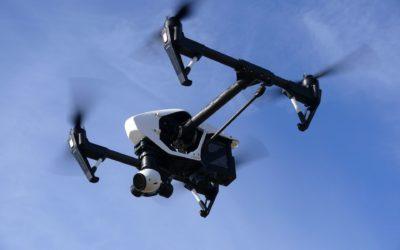 Drohnenrettung: Hilfe aus der Luft bei der SEG