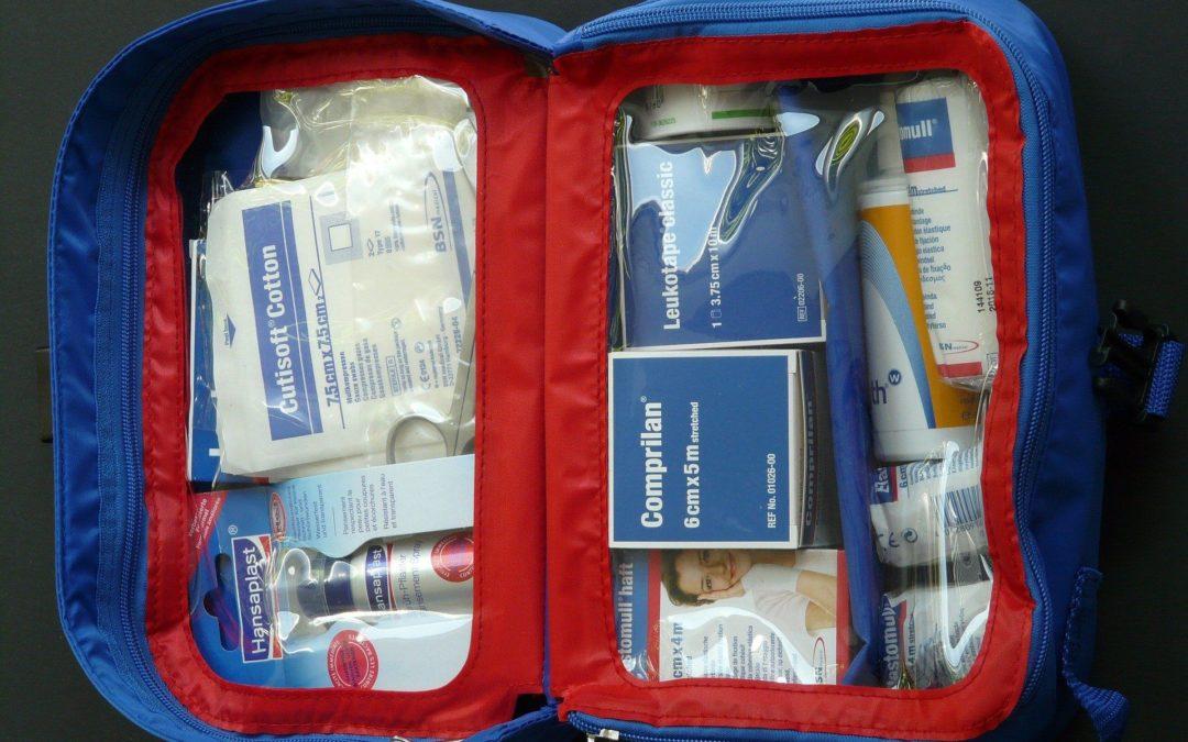 Persönliche Schutzausrüstung – Einsatztaschen für die schnelle Gruppe
