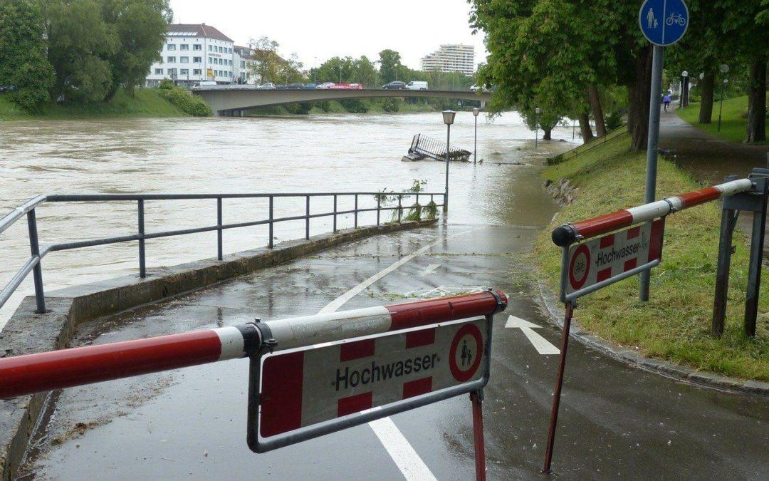 Mobile Warnung im Katastrophenfall