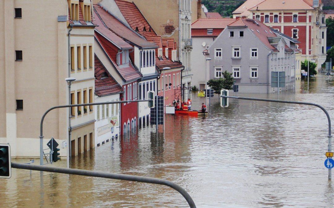 Richtig Handeln bei Hochwasser
